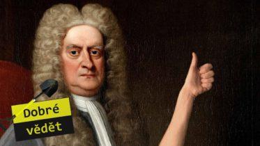 I. Newtonův zákon polopatě!