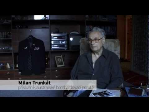 Hrdinové západní fronty – Milan Trunkát