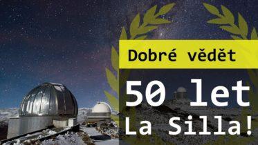 Obří teleskopy v Chile – 50 let La Silla