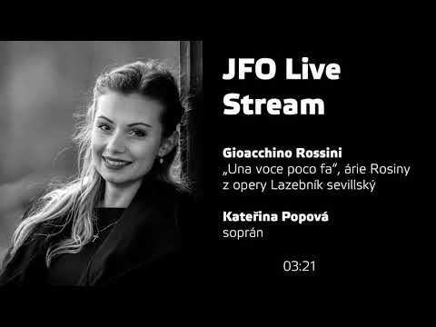 JFO Live Stream – E1 Mladí sólisté I. a Janáčkova filharmonie Ostrava