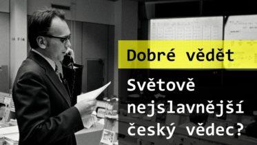 Luboš Kohoutek – nejslavnější český vědec?