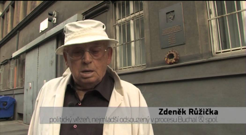 Zdeněk Růžička v procesu Buchal & spol.