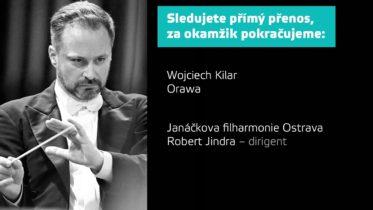 JFO Live Stream – Beethovenův třetí Klavírní koncert