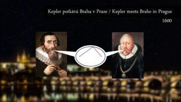 Česká astronomie ve dvou minutách
