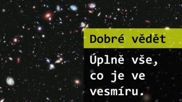 Všechno, co je ve vesmíru v jednom videu. Fakt!