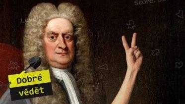 II. Newtonův zákon polopatě