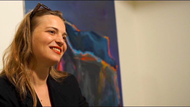 Fiducia on-line – Sofie Švejdová: Bless the fire